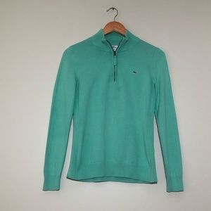 Vineyard Vines 1/4 Zip Pullover Sweater